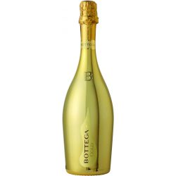 Order flowers and Bottega Gold - Prosecco Spumante