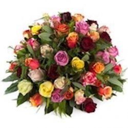 Funeral bouquets | Alpina | Florist in The Hague | Flower and plants delivery