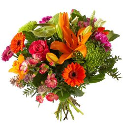 Bouquets | Alpina | Florist in The Hague | Flower and plants delivery