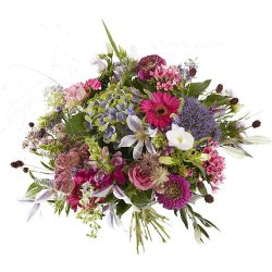 Enjoy the aftersummer bouquet with this bouquet