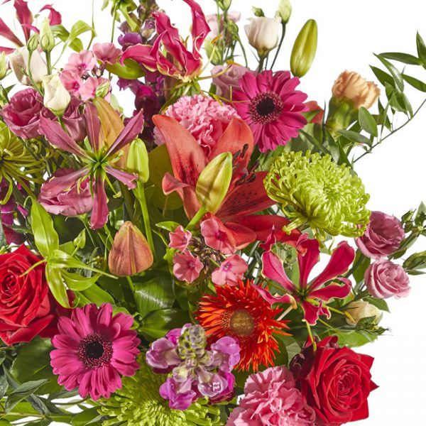 Luxery and bright bouquet