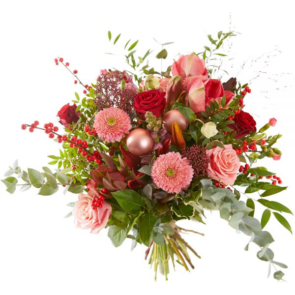 Loving Christmas bouquet