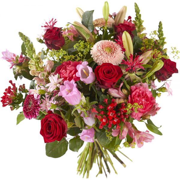 A stunning Mother's Day bouquet for your mother of grandmother delivered in The Hague