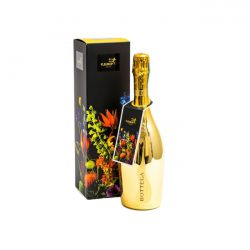 Flowers and bubbles - Bottega Gold - Prosecco Spumante