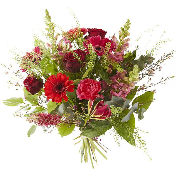 A Valentine's bouquet for the most beautiful