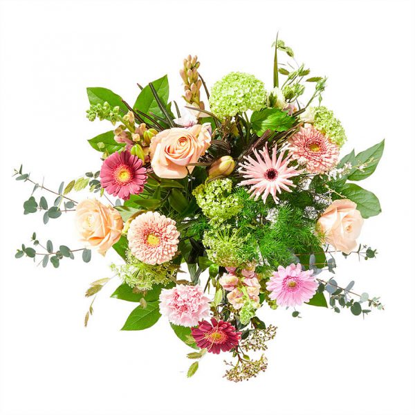 Loving spring bouquet
