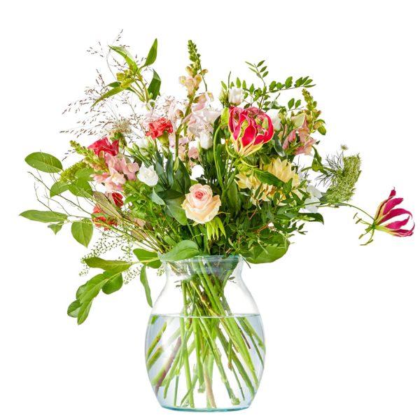 A stunning bouquet for a powerwoman